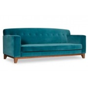 Scandicsofa SOFA ROS WELUROWA 3-OSOBOWA OUTLET