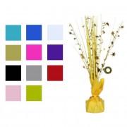 Liragram Centro de mesa decorativo colores - 150 g - Color Plateado