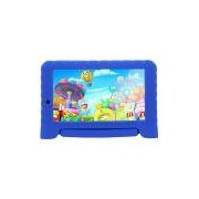 Tablet 7 Kid Pad Android 7.0 2mp 8gb Azul Multilaser Nb278