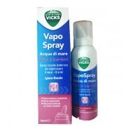 Procter & Gamble Vicks Vapo Spray acqua di mare Igiene Nasale Bebè e Bambini (100 ml)