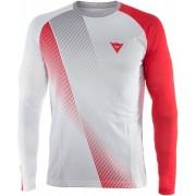 Dainese HG 3 Jersey Gris Blanco Rojo L