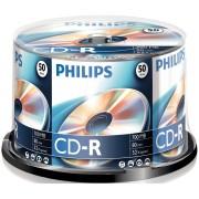 PHI CR7D5NB50/00 - Philips CD-R 700, 52x Speed, Spindel 50