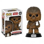 Funko Star Wars: The Last Jedi Chewbacca Pop! Vinyl Bobble Head #195