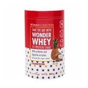 Wonder whey batido hiperproteico pinã colada 360g - Gold Nutrition