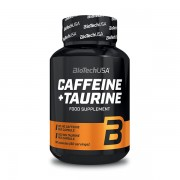 Biotech Caffeine + Taurine 60 kapszula
