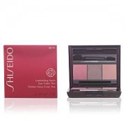 Shiseido LUMINIZING SATIN eye color trio #RD711-pink sands