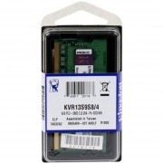 Memoria Sodimm DDR3 Kingston 4 GB 1333 Mhz KVR13S9S8/4-verde
