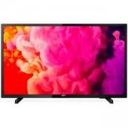 Телевизор Philips 32 инча, 80 см, 1366 x 768 Pixels, HD TV, Pixel Plus HD, Clear Sound 10W, Черен, 32PHS4503/12