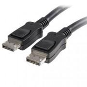 Techly Cavo Audio/Video DisplayPort M/M 7,5 m Nero