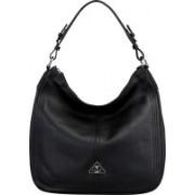 Ilex London ILEX 7527 BLACK WOMEN HOBO BAG Black Hobo