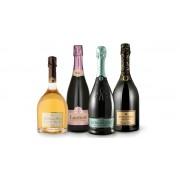 Vinusta Best of Franciacorta - 4 vini Franciacorta di qualità super...