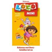 Boosterbox Mini Loco - Rekenen met Dora: Getallen tot 20 (6-7 jaar)