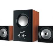 Zvučnici 2.1 Genius SW-2.1 375, 12W Wood -