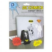 "Abtibilduri pentru gadgeturi ""DC Comics"""
