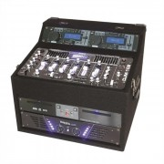 DJ1000MKII DJ-Station CD MP3 USB AUX