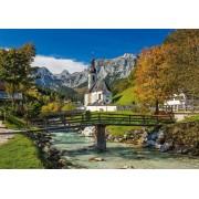 Puzzle Schmidt - Ramsau, Bavaria, 1.000 piese (58225)