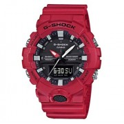 Часовник G-SHOCK - GA-800-4AER Red/Black