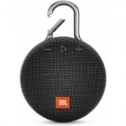JBL Clip 3 portable Bluetooth speaker (black)