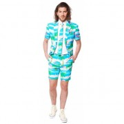 Geen Summersuit flamingo voor heren