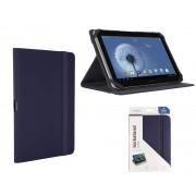 """Targus Custodia Libro Samsung Galaxy Note 8"""" Cover Funzione Stand Blu"""