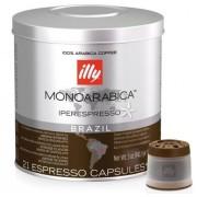 Illy IperEspresso MonoArabica Brazília kapszulás kávé 21 adag