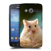 Husa Samsung Galaxy Core 4G LTE G386F Silicon Gel Tpu Model Hamster