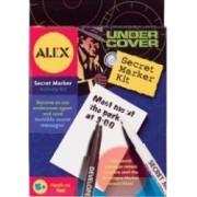 Kit de spionaj pentru mesaje secrete Alex Toys