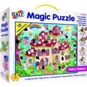 Magic Puzzle Galt Palatul zanelor 50 piese Multicolor
