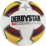 Derbystar Kinder-Fußball HYPER PRO S-LIGHT - weiß/gelb/rot | 3