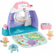 Fisher Price Little People Bebés Nursery