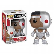Pop! Vinyl DC Comics Justice League Cyborg Pop! Vinyl Figure