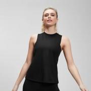 MP Essentials Training Drop Armhole Vest - Black - XS