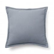 Kave Home Capa de almofada Lisette 45 , en Tecido - Azul