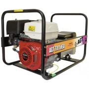 Generator de curent cu benzina AGT 7701 HSB 6100W, motor Honda 389cm³