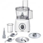 Кухненски робот Bosch - MultiTalent 3, 800 W, 2 скорости, MCM3100W