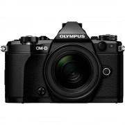 Sistemski fotoaparat E-M5 Mark II Olympus uklj. M12-50 mm 16.1 mil. piksela crna otporan na hladnoću, zaštićen od prašine i prsk