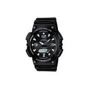 Relógio Masculino Casio Analógico/Digital Social AQ-S810W-1AVDF