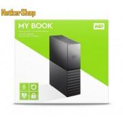 "WESTERN DIGITAL WDBBGB0060HBK My Book 6TB 3,5"" USB 3.0 fekete külső Merevlemez, HDD, Winchester (2 év garancia)"