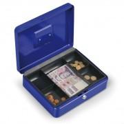WEDO Přenosná pokladna, 90 x 300 x 240 mm, modrá