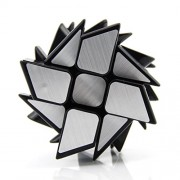Segolike Magic Cube Speed Puzzles ABS Plastic Ultra-smooth Professional Twist Cube Smart Brain Teaser Toy Game for Christmas Birthday Gifts - 8