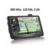 """GPS навигация 7"""" за кола и камион GPS Navigator NV-7000 EU"""