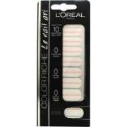 L'Oréal L'Oreal Color Riche Le Nail Art Stickers 18 Stickers - 020 Petite Perle