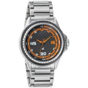 Fastrack Round Analog Watch For Men-3142sm01