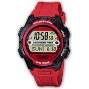 Ceas Barbatesc Casio Sport W-756-4A Red