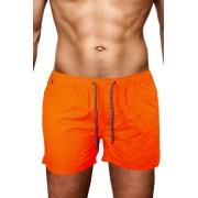 Venice Orange Men koupací šortky XXL oranžová zářivá