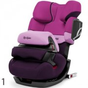 Столче за кола Pallas 2 Fix Purple Rain, Cybex, 515111004