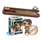 Harry Potter Funko Pop Pelicula Harry Varita Envio Gratis!!