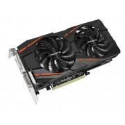 Видеокарта GigaByte Radeon RX 570 1244Mhz PCI-E 3.0 4096Mb 7000Mhz 256 bit DVI HDMI HDCP GV-RX570GAMING-4GD