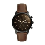 Fossil Townsman Chronograph Mens Watch Model FS5437 (Brown)