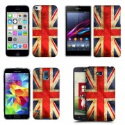 Husa Samsung Galaxy S Duos S7562 / Trend S7560 / Trend Plus S7580 Silicon Gel Tpu Model UK Flag
